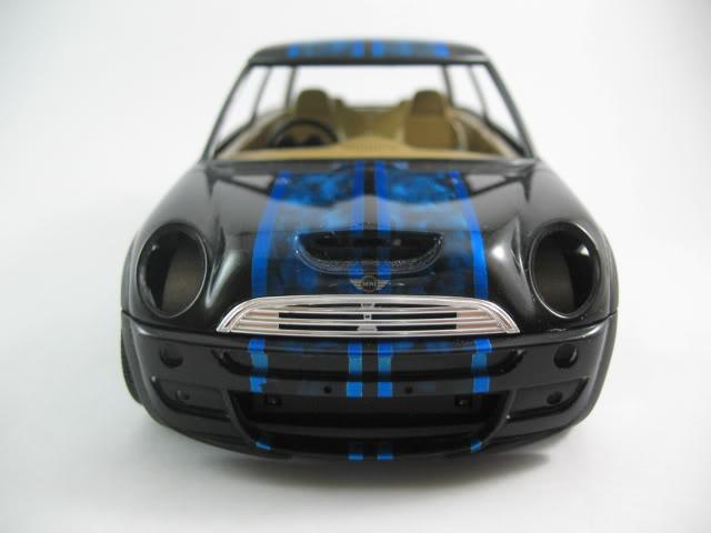 Projek terbaru: Mini Cooper S MiniProg4005
