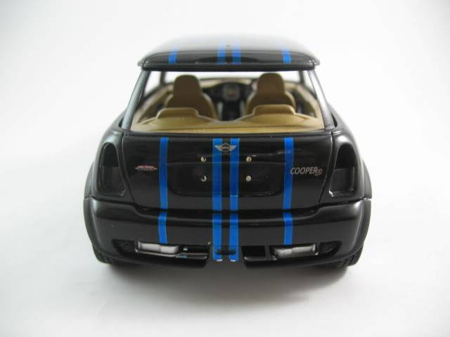 Projek terbaru: Mini Cooper S MiniProg4007