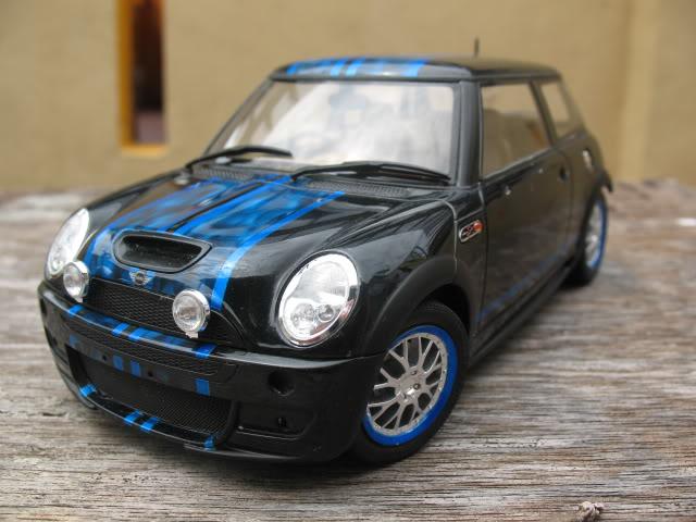Projek terbaru: Mini Cooper S MiniProg6001