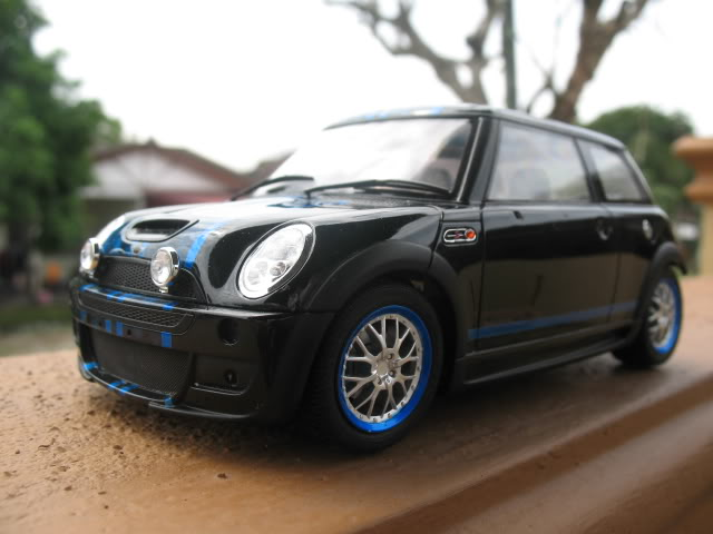 Projek terbaru: Mini Cooper S MiniProg6002