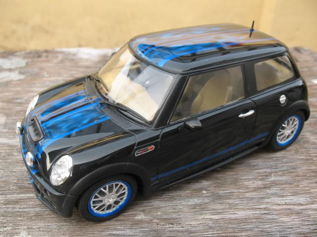 Projek terbaru: Mini Cooper S MiniProg6005
