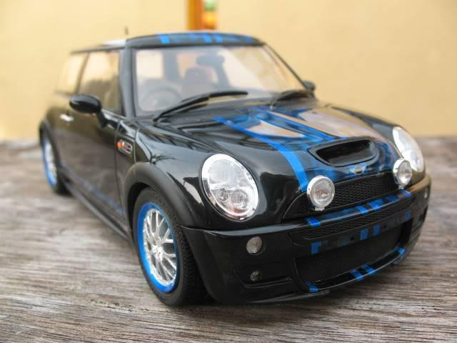 Projek terbaru: Mini Cooper S MiniProg6007