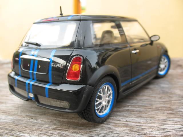Projek terbaru: Mini Cooper S MiniProg6008