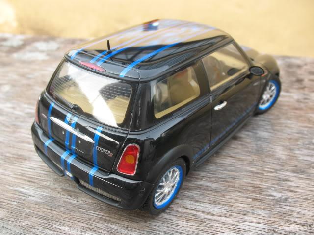 Projek terbaru: Mini Cooper S MiniProg6009