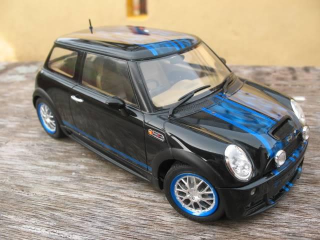 Projek terbaru: Mini Cooper S MiniProg6010