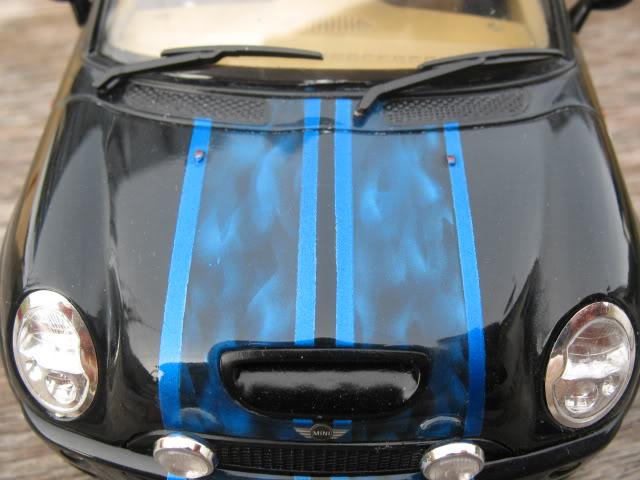 Projek terbaru: Mini Cooper S MiniProg6012