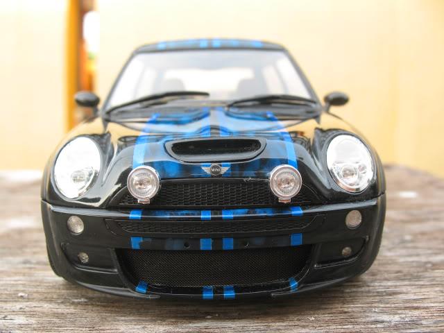Projek terbaru: Mini Cooper S MiniProg6013