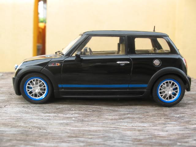Projek terbaru: Mini Cooper S MiniProg6015