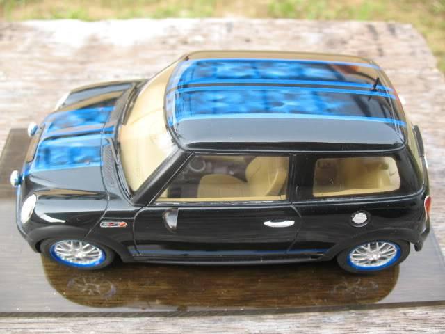 Projek terbaru: Mini Cooper S MiniProg6017