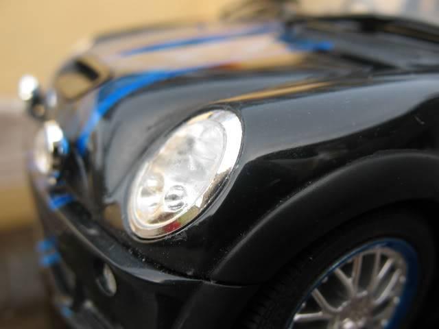 Projek terbaru: Mini Cooper S MiniProg6018