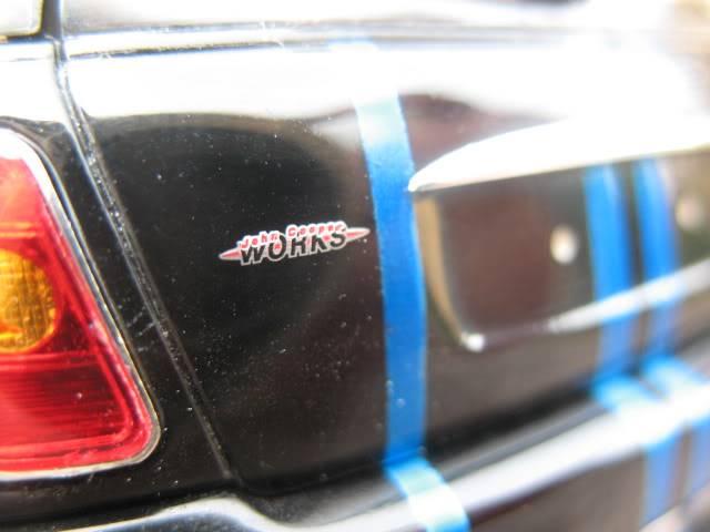 Projek terbaru: Mini Cooper S MiniProg6019