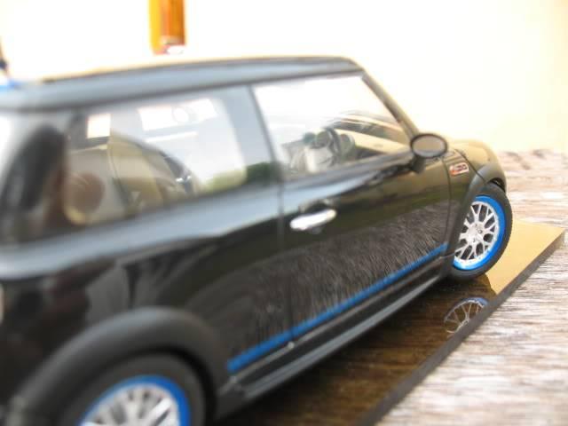Projek terbaru: Mini Cooper S MiniProg6020