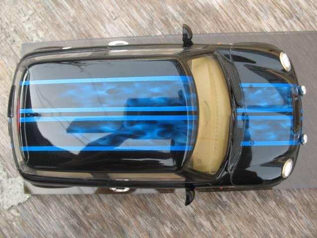 Projek terbaru: Mini Cooper S MiniProg6021