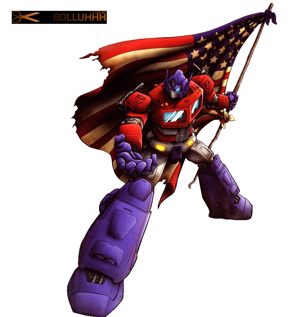 AOTW #8 [Entries] Transformers-optimus-prime