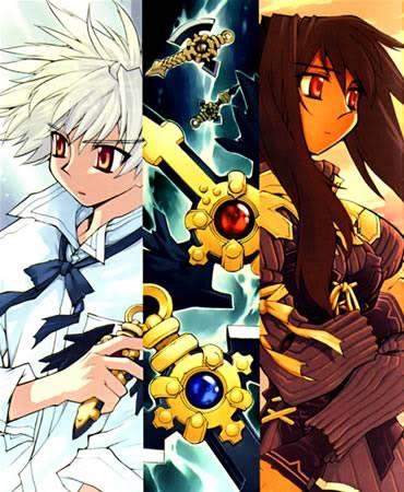 Manga de Soul Gadget Radiant SGR-snf