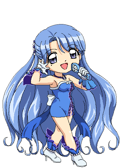 Imagens de Mermaid Melody 30