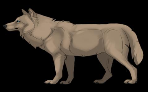 Werewolves or Lycanthropes Brownclan.lineartbyKFCemployee_zpsvfrs3x1z