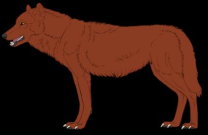 Werewolves or Lycanthropes Redwolfadult.Lineart%20by%20KFCemployee_zpsbuheczc3
