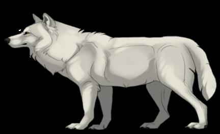 Werewolves or Lycanthropes Whiteclan.lineartbyKFCemployee_zpsoz60nyx5
