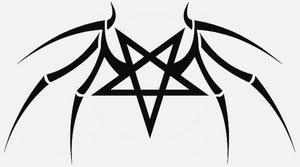 Rei Takusen (怜 託宣). Winged_Pentagram