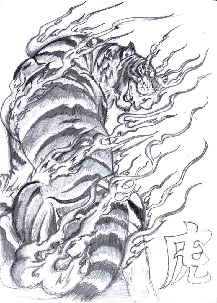Banji Sō (万事 僧) Awful-grey-ink-tiger-tattoo-design_zpseb937268