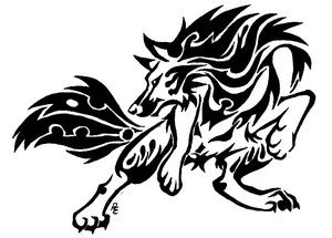 Rei Takusen (怜 託宣). Wolf-1