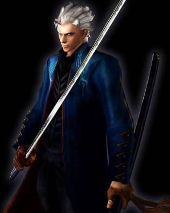 Characters: Demons Virgil