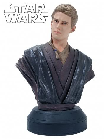 Anakin Skywalker Mini bust AnakinSkywalker