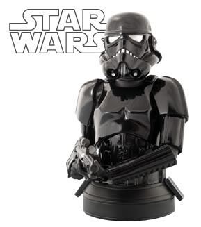 Blackhole Stormtrooper Mini bust BlackholeStormtrooper