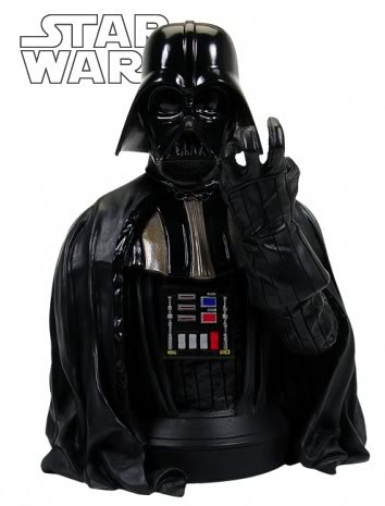 Darth Vader ESB Mini bust DartVader1