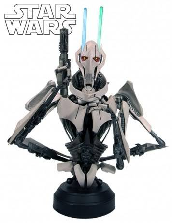 General Grievous Mini bust Grievous