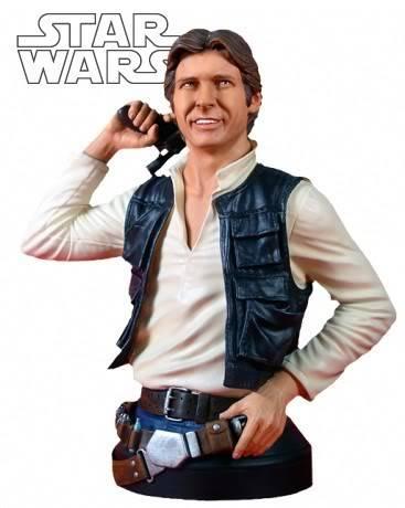 Han Solo Mini bust HanSolo