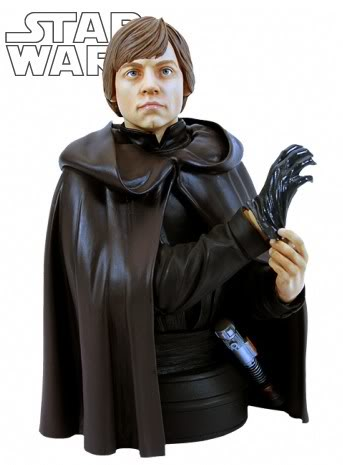 Luke Skywalker Jedi Knight Mini bust LukeSkywalkerJedi
