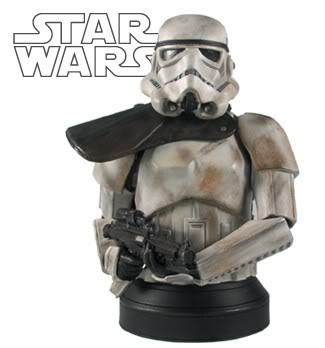 Sandtrooper Corporal Mini bust SandtrooperCarporal