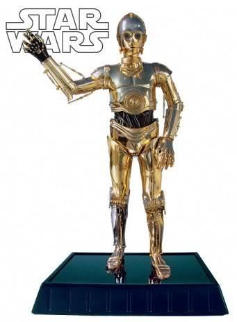 C-3PO Statue C-3PO