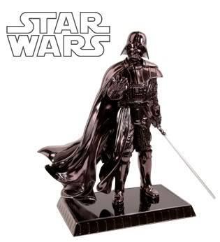 Darth Vader Chrome Statue VaderChrome