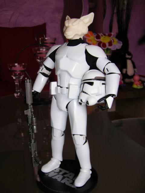 Foxtrooper, la première mascotte GSW - Les origines ! Photo449
