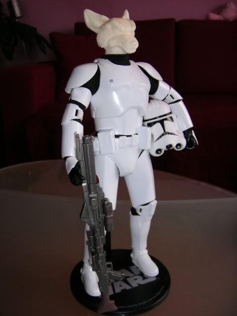 Foxtrooper, la première mascotte GSW - Les origines ! Photo451
