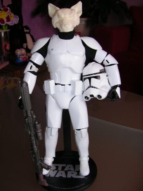 Foxtrooper, la première mascotte GSW - Les origines ! Photo453