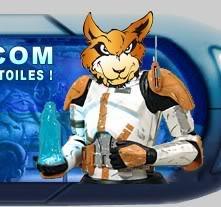 Foxtrooper, la première mascotte GSW - Les origines ! Sanstitre1