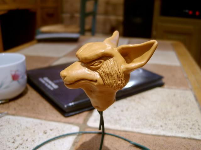 Foxtrooper, la première mascotte GSW - Les origines ! Mascote2xu1