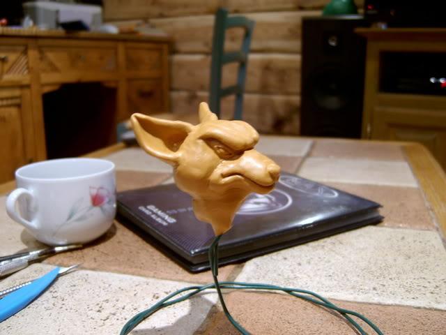 Foxtrooper, la première mascotte GSW - Les origines ! Mascote6ab7