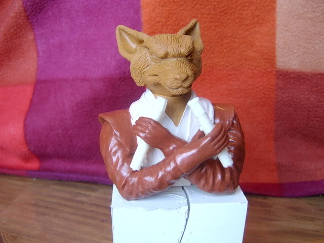 Foxtrooper, la première mascotte GSW - Les origines ! Mascotejedilx7