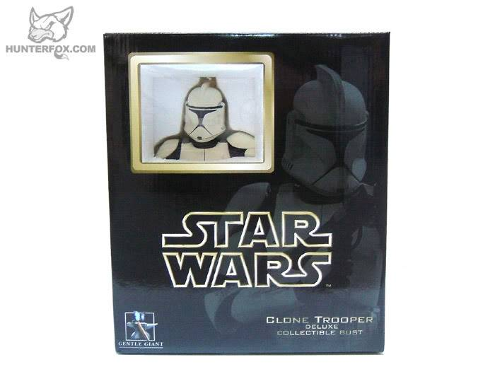 Clone Trooper AOTC Mini bust 45