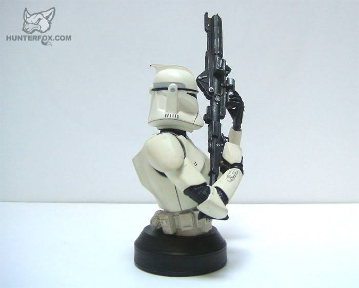 Clone Trooper AOTC Mini bust 49