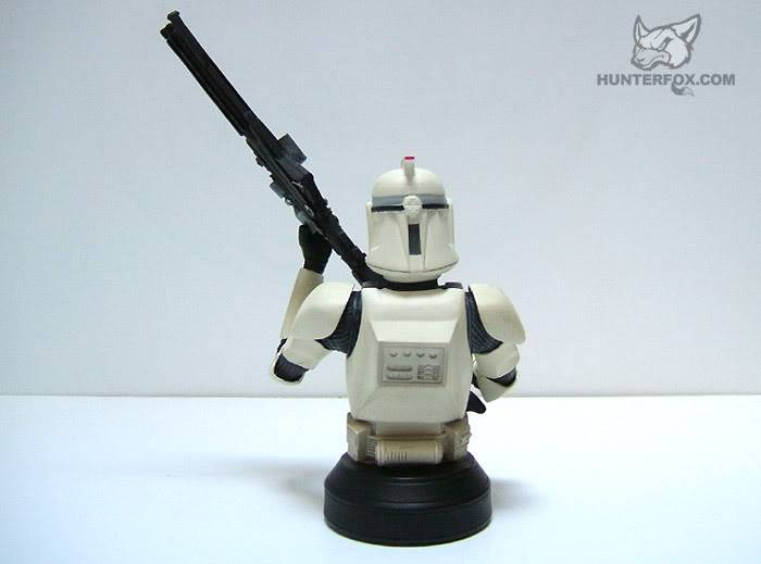 Clone Trooper AOTC Mini bust 50-1