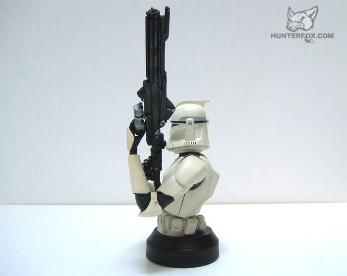 Clone Trooper AOTC Mini bust 51