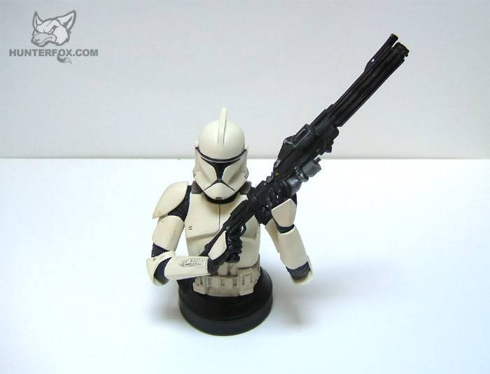Clone Trooper AOTC Mini bust 52