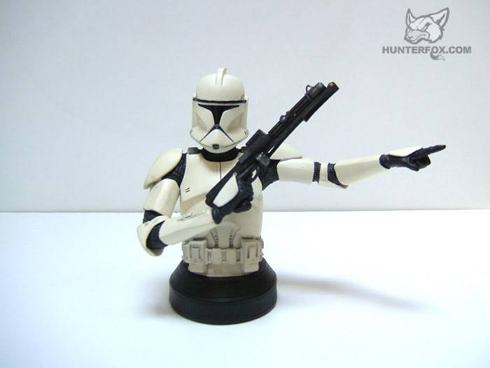 Clone Trooper AOTC Mini bust 53