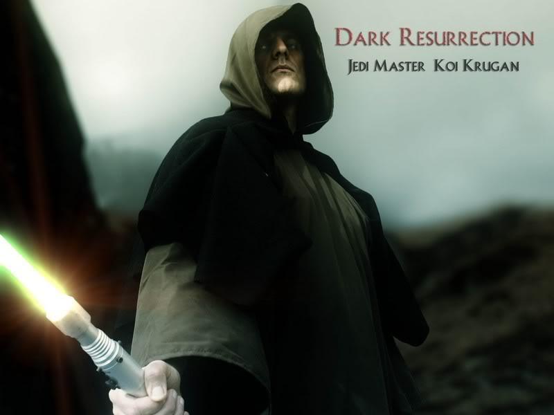 Fan-film - Dark Resurrection DR-jmkoikrugan